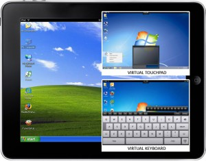 VDI iPad Client