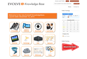 Evolve IP Knowledge Base